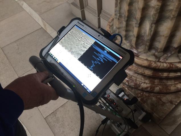 Kedleston live scan data