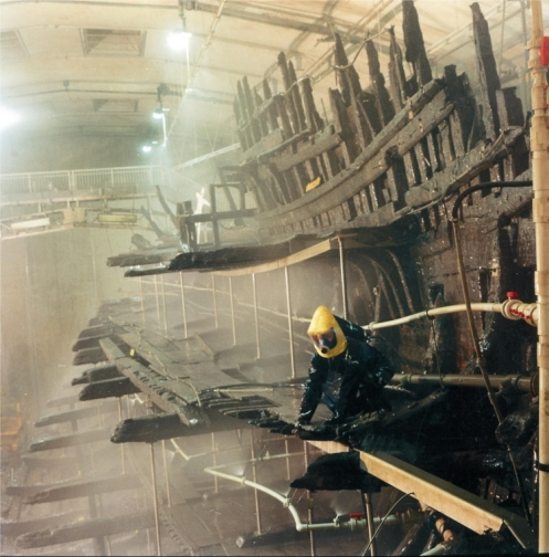 Mary Rose Conservation