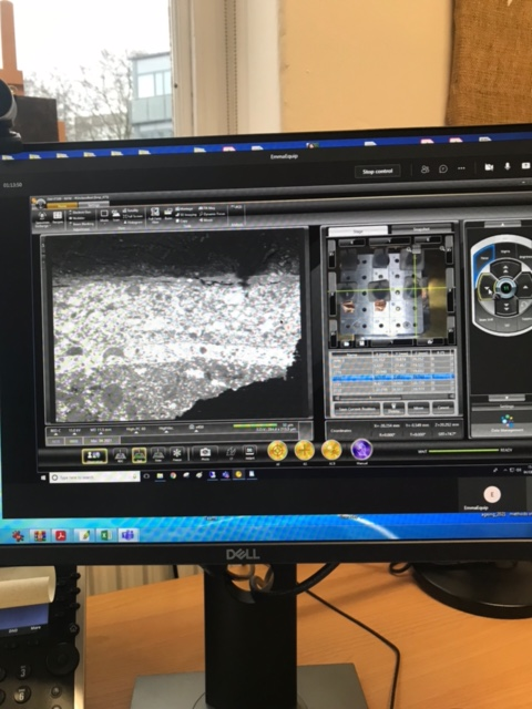 A picture of remote SEM access